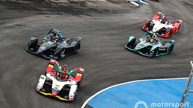 """Formula E losing """"unpredictability"""" with flat-out Gen2 racing"""
