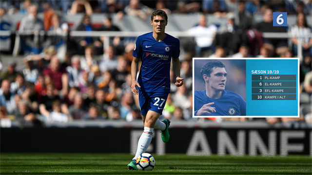Faxe om Andreas Christensens manglende spilletid: Han skal væk fra Chelsea