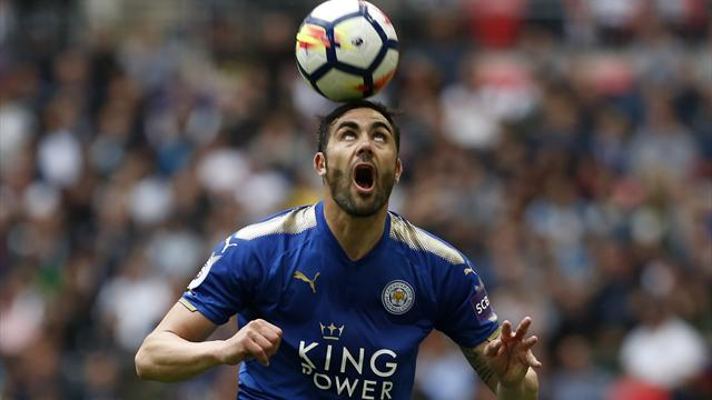 Villarreal sign Leicester's Iborra to boost survival hopes