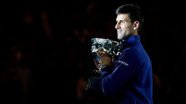 Australia Open 2019: Djokovic, de la desesperación total, a dominar nuevamente el circuito