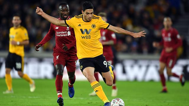 FA Cup, Wolves-Liverpool: Tropiezo inesperado y para casa (2-1)