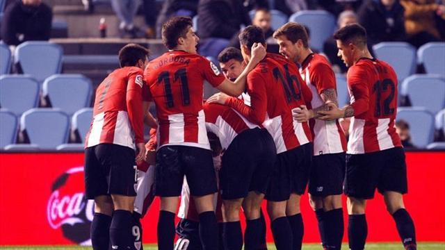 LaLiga, Celta de Vigo-Athletic Club: Garitano da con la tecla para estrenar el año (1-2)