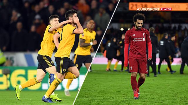 Highlights: Neves' flotte langskud skød decimeret Liverpool-hold ud af FA Cuppen