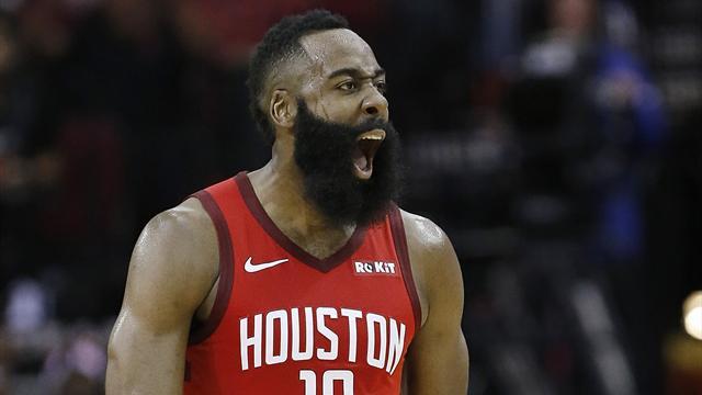 Los Nets amargan la enésima exhibición con 58 puntos de James Harden