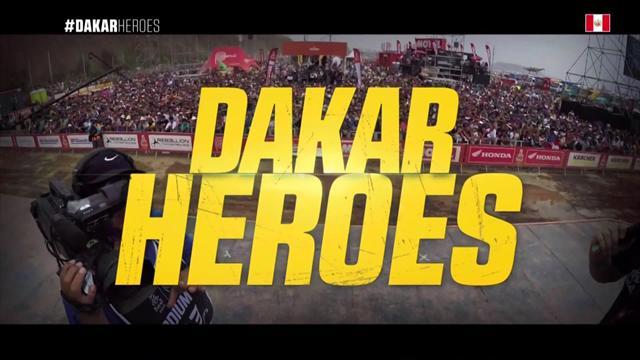 Dans la peau des coureurs : le zapping du Dakar