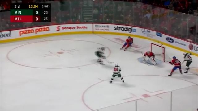Хоккеист «Монреаля» допустил настолько кошмарную ошибку, что при просмотре тебе станет плохо