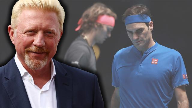 Becker exklusiv: Das fehlt Zverev noch zu Federer und Djokovic