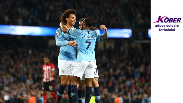 Premier League: Eurosport 1 transmite trei meciuri din etapa a 17-a