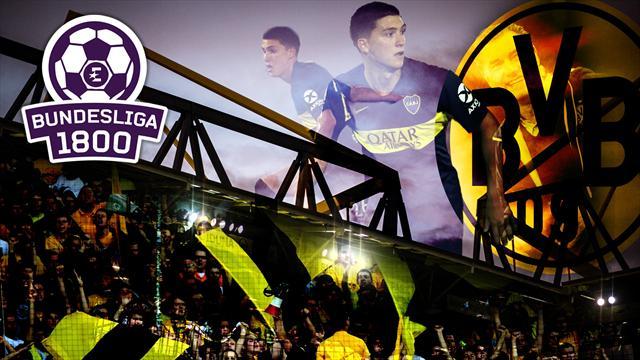 Bundesliga 1800 #71 | Transfer-Trüffel: Dortmund jagt Messi-Fan