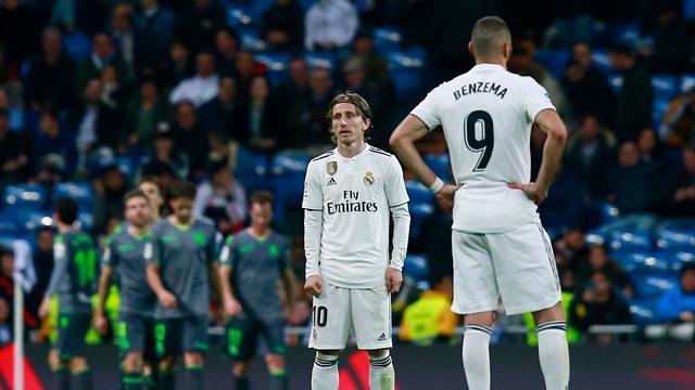 Faut-il déjà enterrer le Real Madrid ?