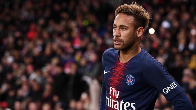 """Tuchel sur Neymar : """"J'ai le sentiment qu'il veut prouver qu'il peut être un leader"""""""