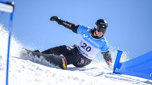 Golds for Riegler and Baumeister in Bad Gastien