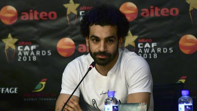 """Salah  : """"Tout le monde disait que je ne pouvais pas le gagner à nouveau..."""""""