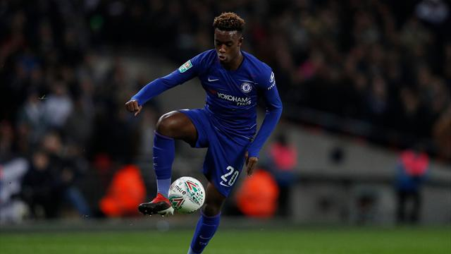 Chelsea fans rave over 'outstanding' Hudson-Odoi after Spurs display