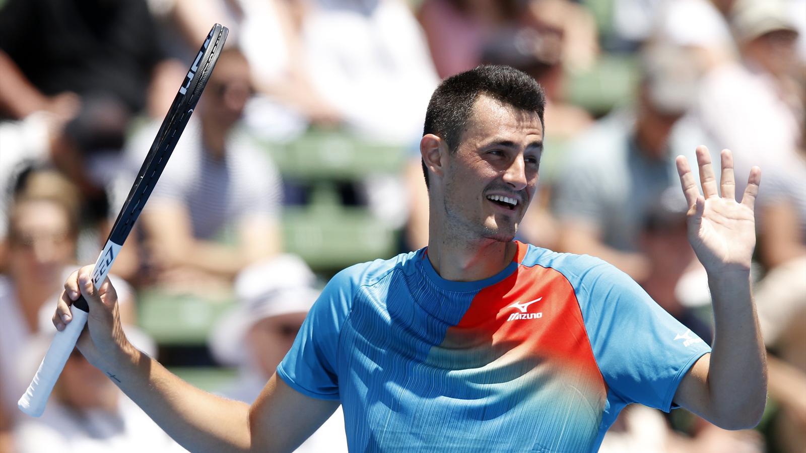 Tennis News Bernard Tomic Takes Swipe At Lleyton Hewitt Following