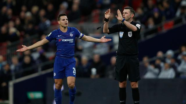 The Warm-Up: Thanks to VAR, no-one argues about football any more