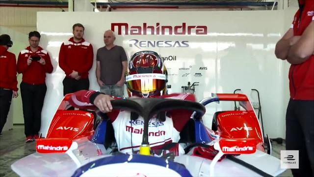 Fórmula E: Conoce al equipo Mahindra Racing