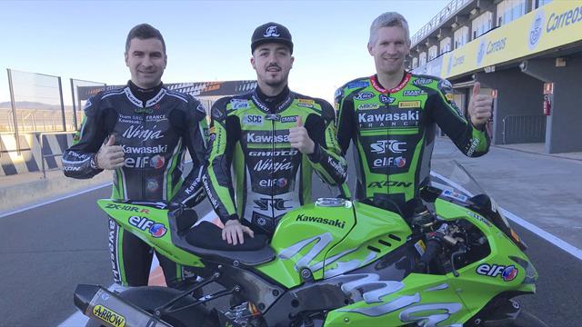 Le SRC Kawasaki France déjà en piste