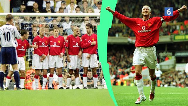 Dengang Ferguson stod i spidsen: Uniteds utrolige comeback fra 0-3 til 5-3 mod Tottenham