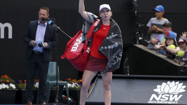 Brutális sorsolást kapott a világelső az Ausztrál Openen