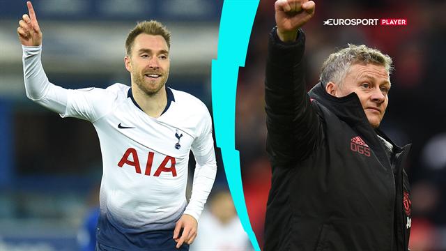 Har ikke vundet i Tottenham siden 2012: Er tiden kommet til United-sejr?