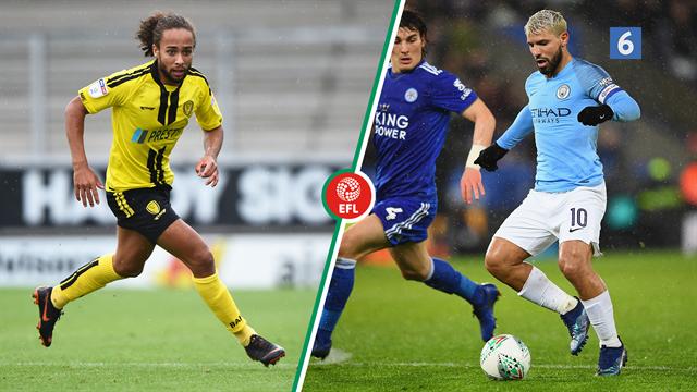 Burton Albion vs. Manchester City: Som David mod Goliat
