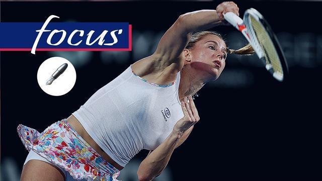 Camila Giorgi: la speranza italiana in quella roulette che è l'Australian Open femminile