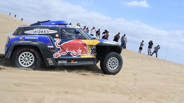 El Dakar 2020 se disputará en Arabia Saudí tras diez ediciones en Sudamérica