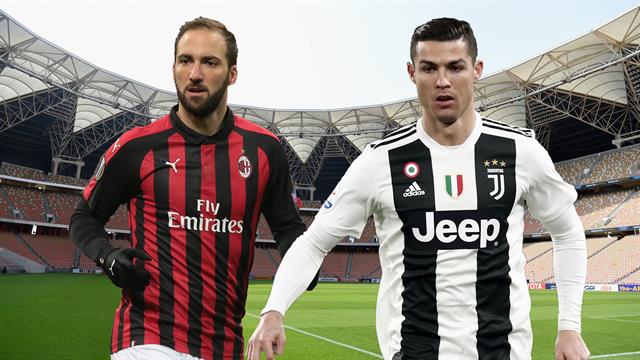 Juventus-Milan, -7 alla Supercoppa: i dubbi di Allegri e Gattuso, come stanno le due squadre?