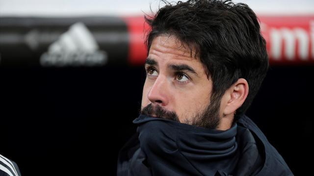 ⚽😲 Isco vuelve a ser suplente ante el Betis y Vinicius es titular pese a la gripe