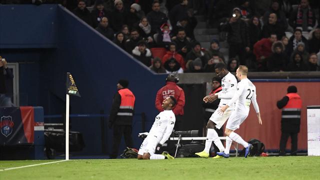 Non basta Neymar, PSG eliminato dal Guingamp di Thuram junior al Parco dei Principi!