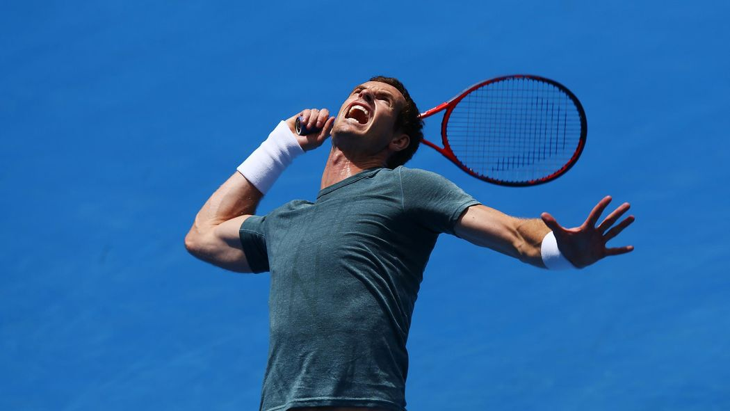 Australian Open Men S Draw Andy Murray Plays Roberto Bautista Agut
