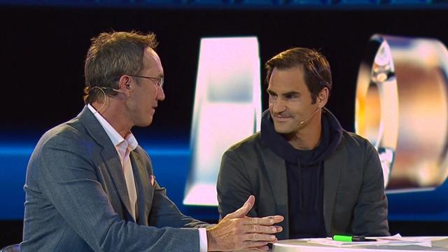 Australian Open: Federer talks Djokovic and his rivals