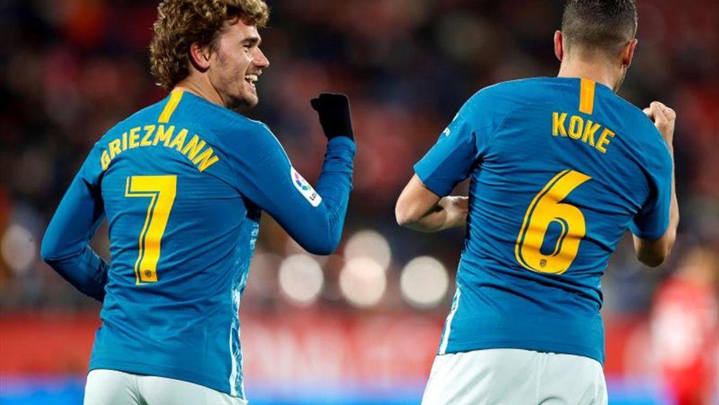 Griezmann empieza el año como acabó el anterior  en racha - Fútbol -  Eurosport Espana 4815e45bdebce