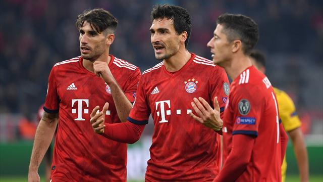 Le Bayern remporte un tournoi amical avant la reprise en Bundesliga