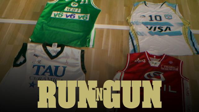 Run'n'Gun: Varese, Atene, Madrid... Quali sono le città dove una maglia fa tremare i campioni?