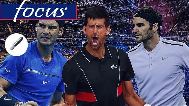 Djokovic, un tabellone tutt'altro che banale. Federer-Nadal in semi, ma Rafa ci arriva?