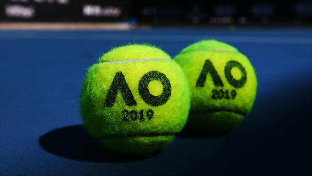 Откритото първенство на Австралия по тенис превзема Евроспорт
