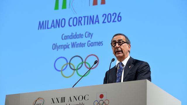Arriva il sì del Governo per la candidatura di Milano-Cortina 2026