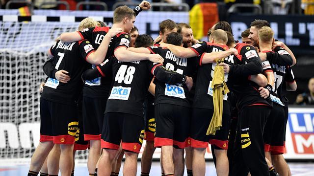 """""""Ein richtig geiles Gefühl"""": Handballer liefern ersten Gänsehautmoment"""
