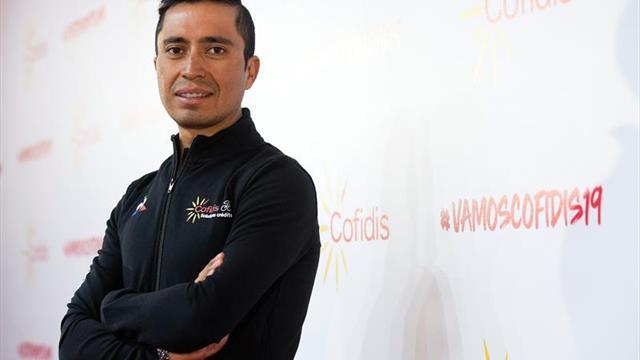 """Atapuma: """"El ciclismo colombiano ha crecido muchísimo en los últimos años"""""""