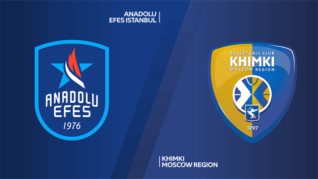 Highlights: Anadolu Efes 81-72 Khimki Mosca