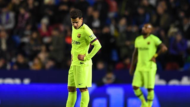 Après la parole, les actes : Levante a dénoncé le Barça pour un joueur inéligible