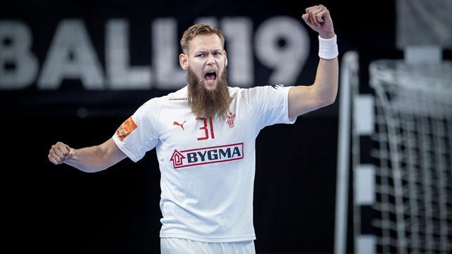 Mit Video | Dänemark startet mit Kantersieg in WM