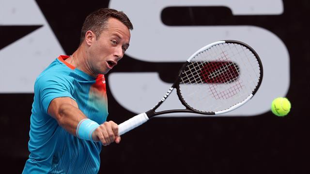Kohlschreiber und Struff verlieren im Halbfinale von Auckland