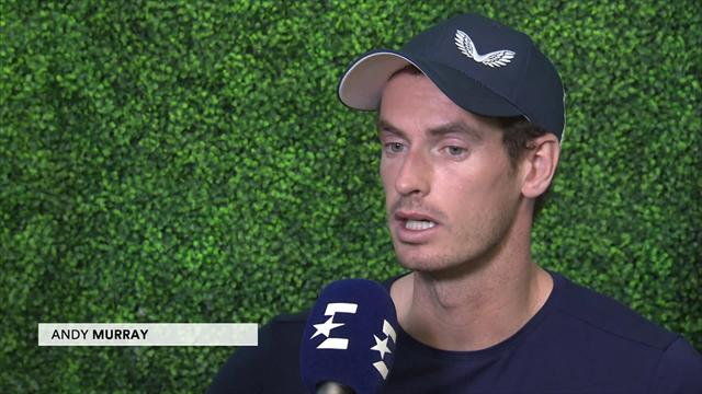 Emotional Murray: It's not fun anymore... I don't know if I'll make Wimbledon