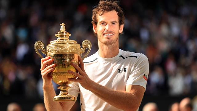 Murray's magic moments: Grand Slams, Olympic golds, and world No. 1