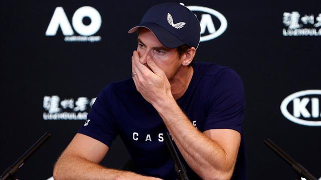 🎾😥💪 VÍDEO: Andy Murray anuncia ente lágrimas su intención de retirarse tras Wimbledon