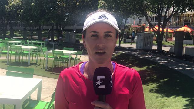 Open Australia 2019: Anabel Medina analiza para Eurosport la primera ronda de las españolas