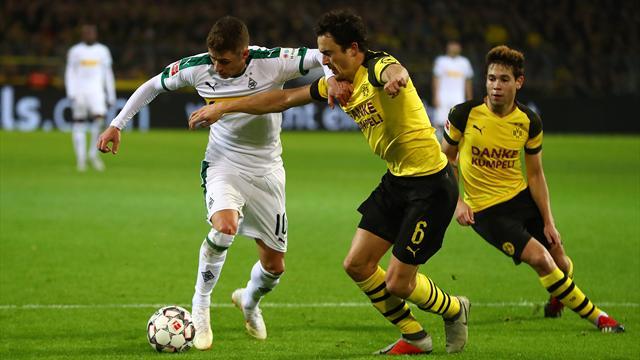 5 Transfergerüchte: BVB heiß auf Gladbachs Hazard